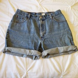 Levi's 550 Relaxed Fit Mom Style Jean Short